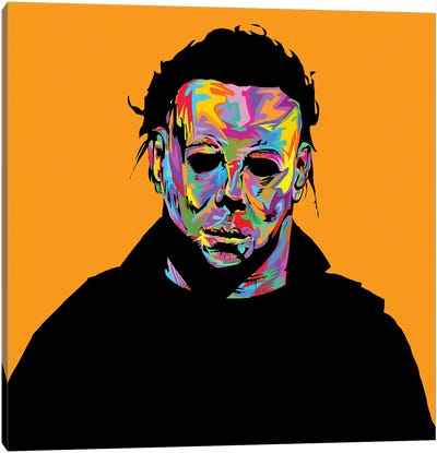 Micheal Myers Canvas Art Print