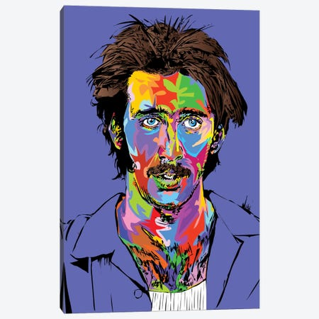 Nicolas Cage Arizona Canvas Print #TDR233} by TECHNODROME1 Canvas Art Print