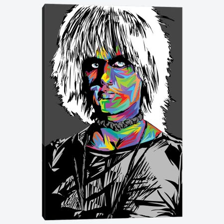 Pris Canvas Print #TDR237} by TECHNODROME1 Canvas Artwork