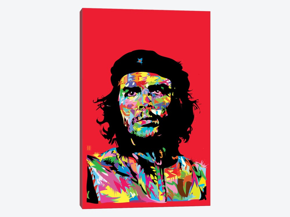 Che by TECHNODROME1 1-piece Canvas Art Print
