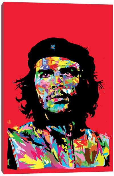 Che I Canvas Art Print