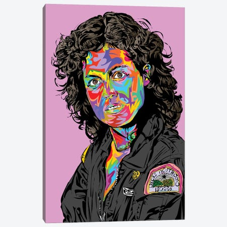 Ripley Canvas Print #TDR241} by TECHNODROME1 Canvas Wall Art
