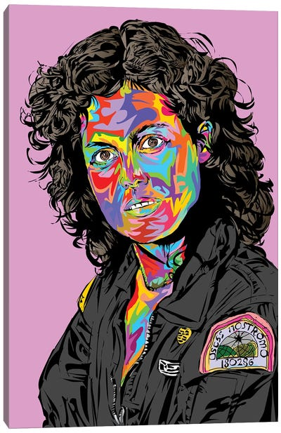 Ripley Canvas Art Print