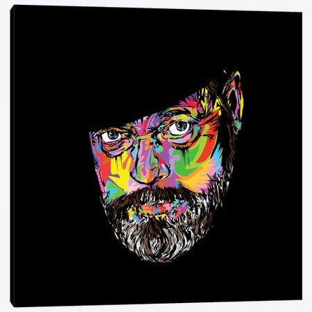 Orson Welles Canvas Print #TDR259} by TECHNODROME1 Canvas Print