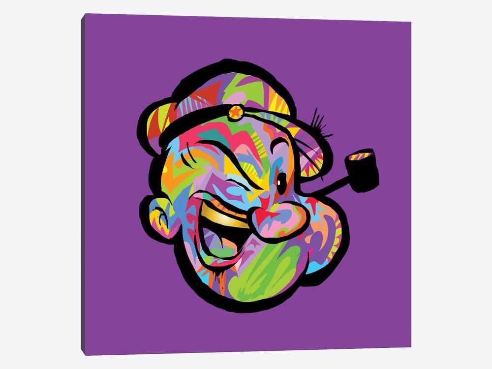 Popeye by TECHNODROME1 1-piece Art Print
