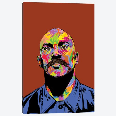Bronson Canvas Print #TDR262} by TECHNODROME1 Canvas Artwork