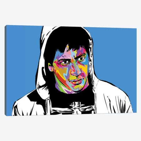 Donnie Darko Canvas Print #TDR263} by TECHNODROME1 Canvas Wall Art