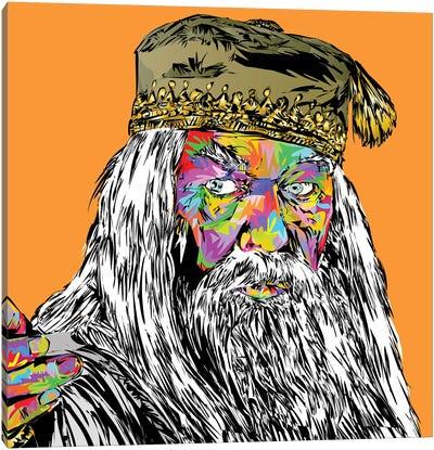 Dumbledore Canvas Art Print