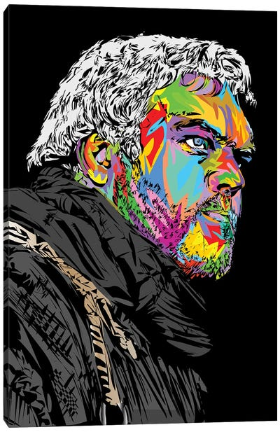 Hodor Canvas Art Print