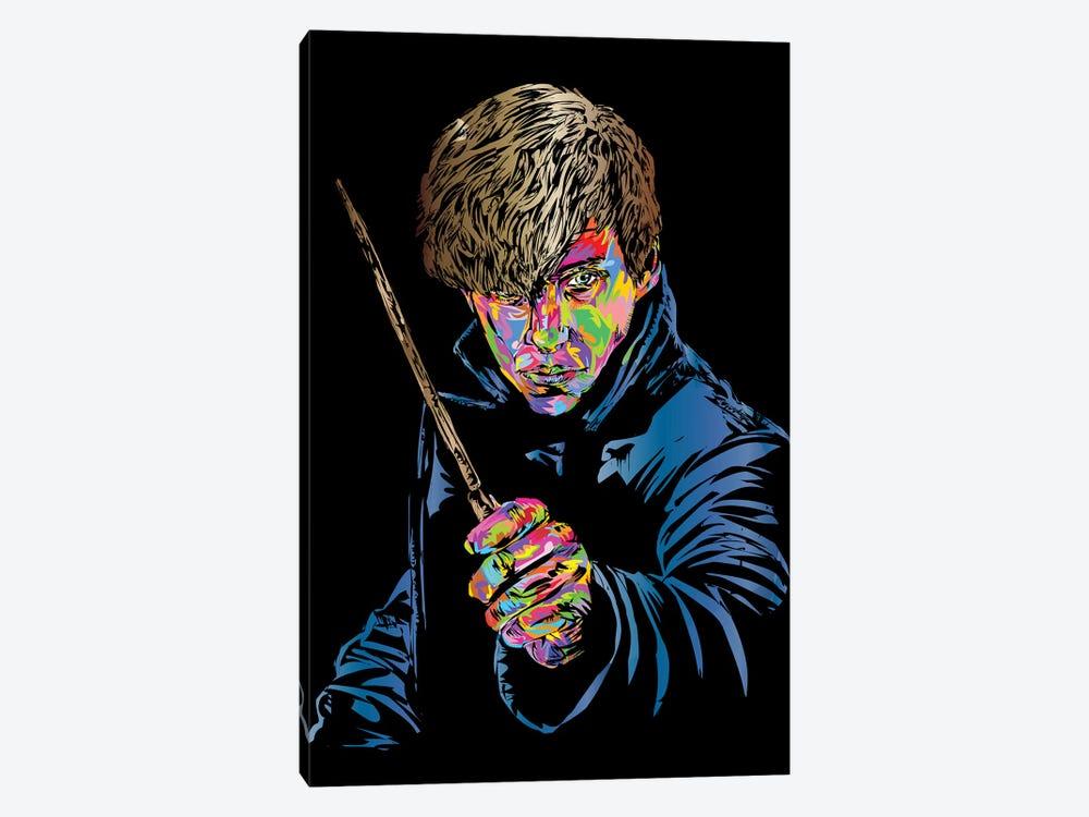 Newt Scamander by TECHNODROME1 1-piece Canvas Art