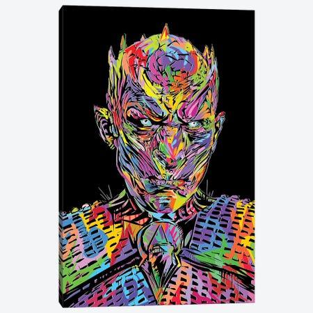 Night King Canvas Print #TDR270} by TECHNODROME1 Canvas Print