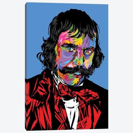 Bill The Butcher Canvas Print #TDR273} by TECHNODROME1 Canvas Print