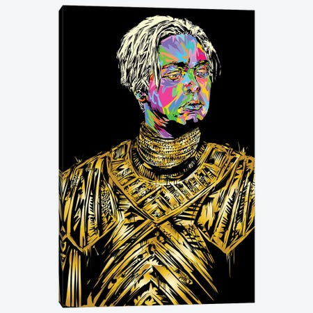 Brienne Of Tarth Canvas Print #TDR274} by TECHNODROME1 Canvas Art