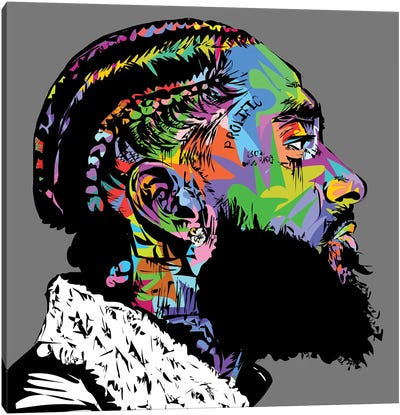 Rap & Hip-Hop Canvas Prints | iCanvas
