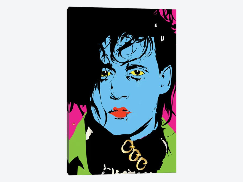 Edward Scissorhands by TECHNODROME1 1-piece Canvas Wall Art