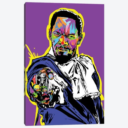 Django Canvas Print #TDR295} by TECHNODROME1 Canvas Art