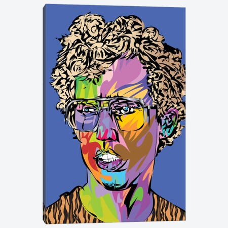 Napoleon Dynamite Canvas Print #TDR298} by TECHNODROME1 Art Print