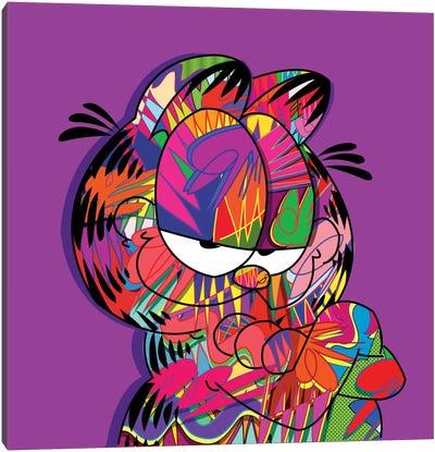Garfield Canvas Art Print