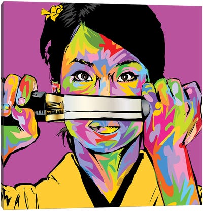 Oren Ishii Canvas Art Print