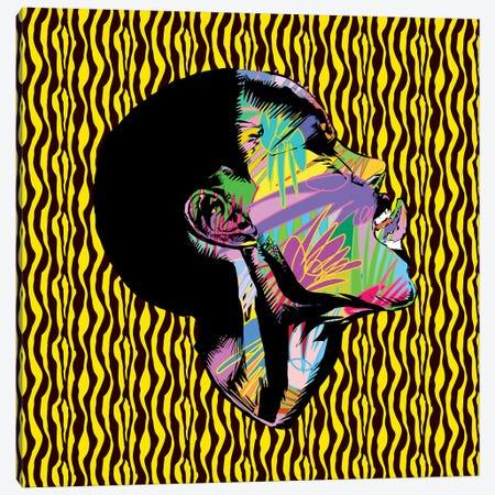 Grace Canvas Print #TDR304} by TECHNODROME1 Canvas Wall Art