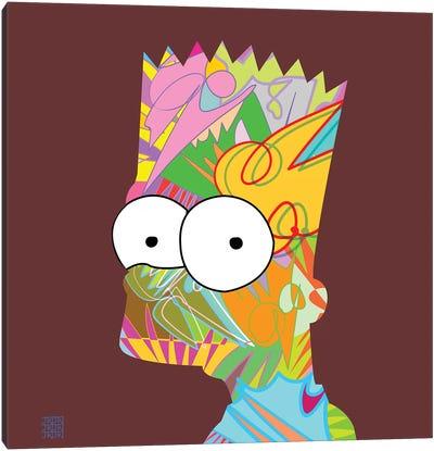 Bart 2019 Canvas Art Print
