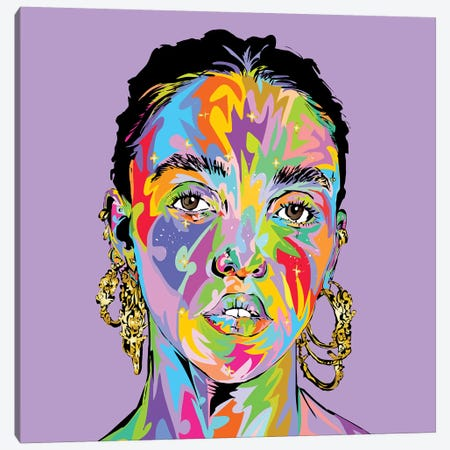 Twigz 2019 Canvas Print #TDR316} by TECHNODROME1 Canvas Art Print