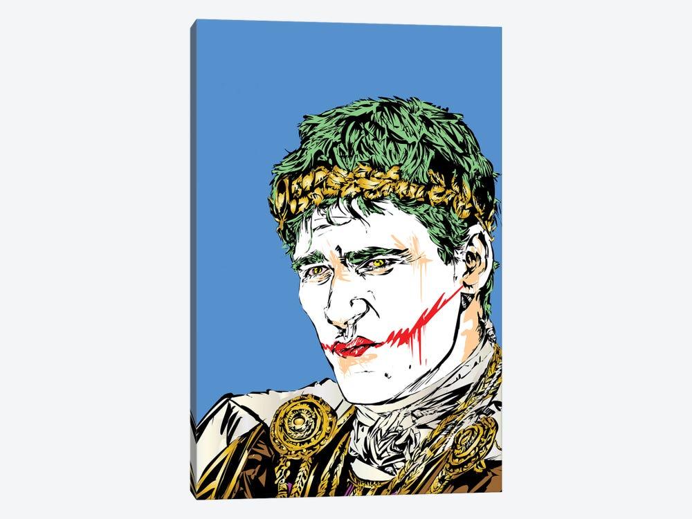 Thumbs Down Joker by TECHNODROME1 1-piece Canvas Artwork