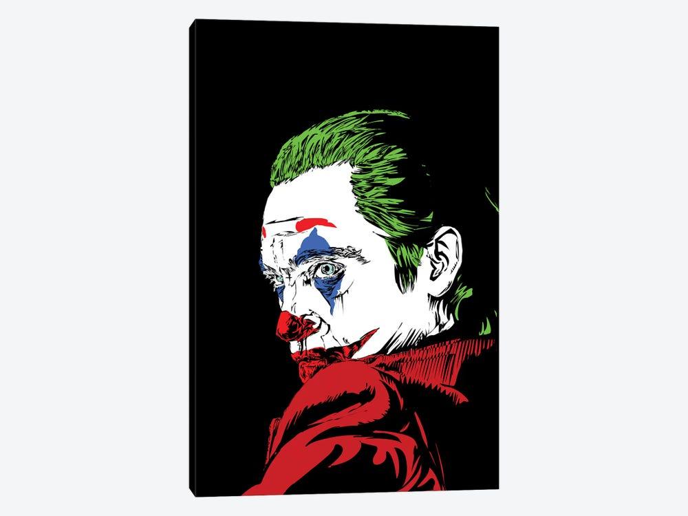 The Real Joker by TECHNODROME1 1-piece Canvas Print