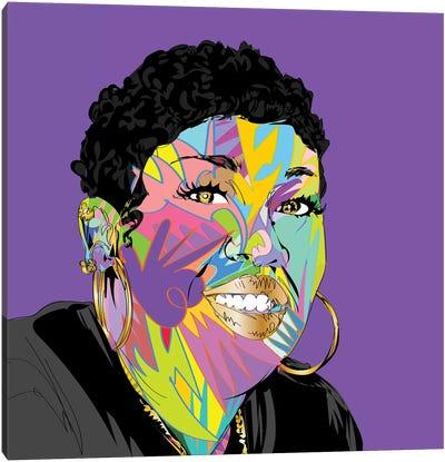 Missy 2019 Canvas Art Print