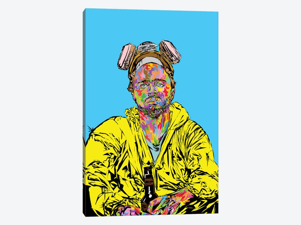 Pinkman 2019 by TECHNODROME1 1-piece Canvas Art