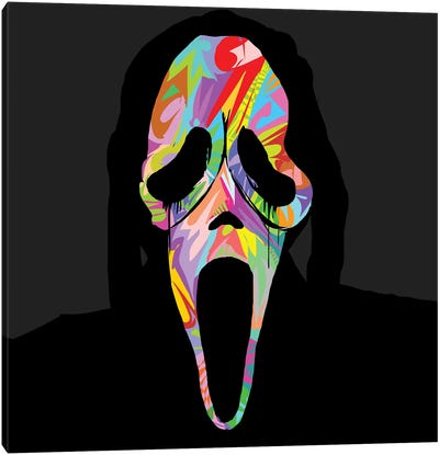Scream 2019 Canvas Art Print