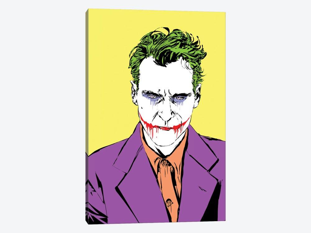 The Master Joker by TECHNODROME1 1-piece Canvas Art