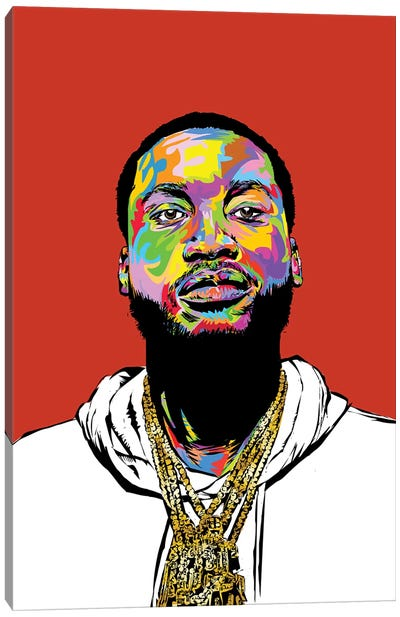 Meek Mill 2019 Canvas Art Print