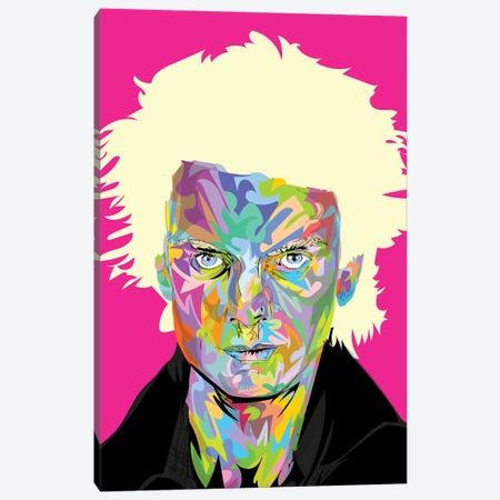Sting 2020 Canvas Print #TDR337} by TECHNODROME1 Canvas Art Print