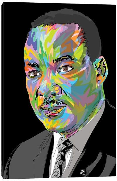 MLK 2020 Canvas Art Print