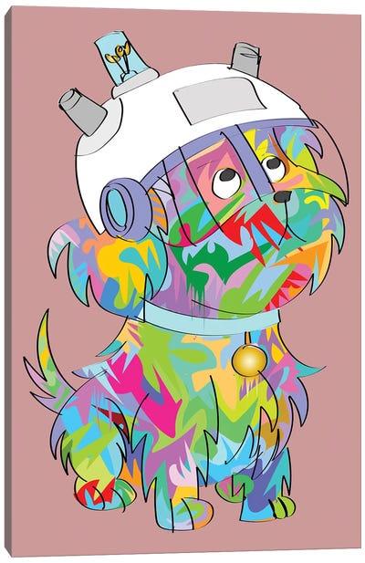 Sentient Dog 2020 Canvas Art Print