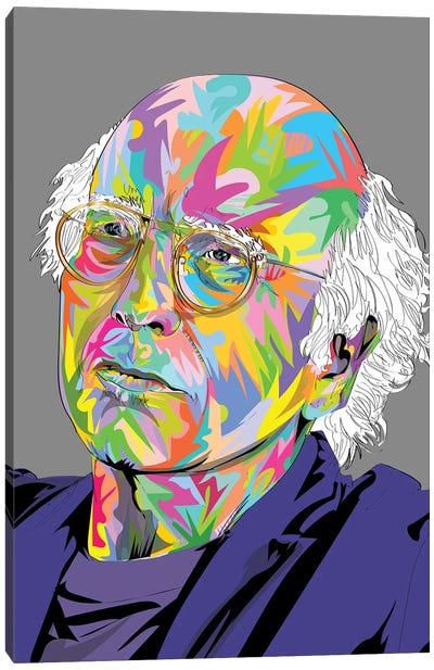 Larry 2020 Canvas Art Print
