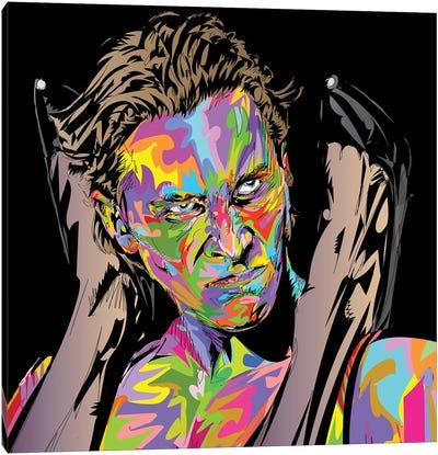 Psycho Fuck Canvas Art Print