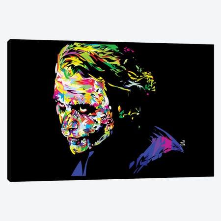 Joker II Canvas Print #TDR35} by TECHNODROME1 Canvas Artwork