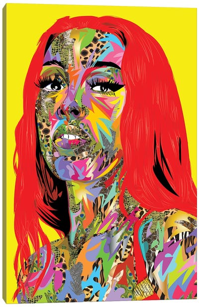 Dojacat 2020 Canvas Art Print