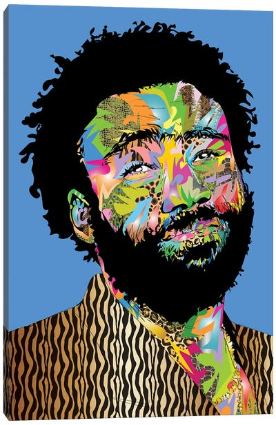 Childish 2020 Canvas Art Print