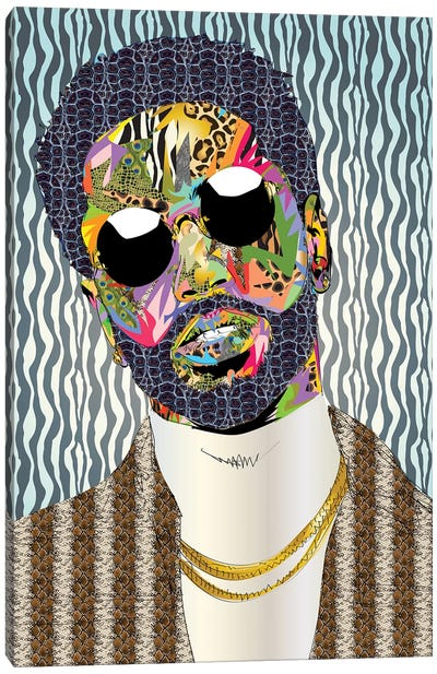 Big Sean 2020 Canvas Art Print