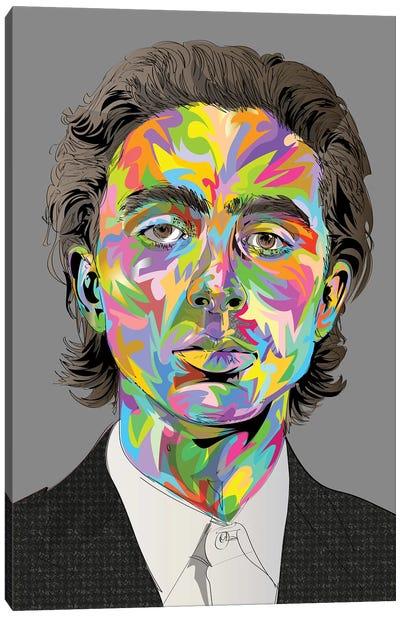 Timothee 2020 Canvas Art Print
