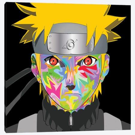 Naruto drome Canvas Print #TDR370} by TECHNODROME1 Canvas Artwork