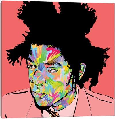 Basquiat 2020 Canvas Art Print