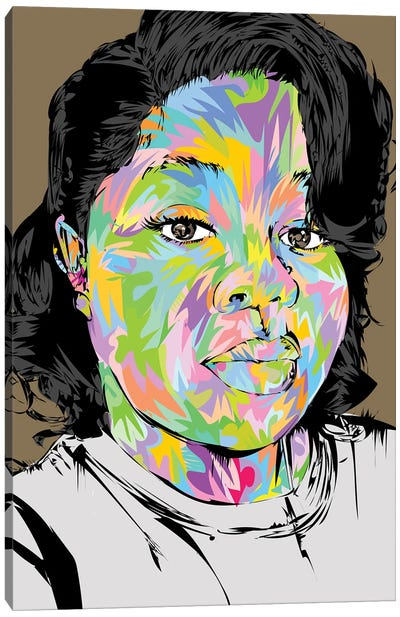 Justice For Breona Taylor Canvas Art Print