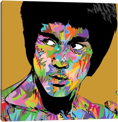 Bruce Lee 2020 Canvas Art Print