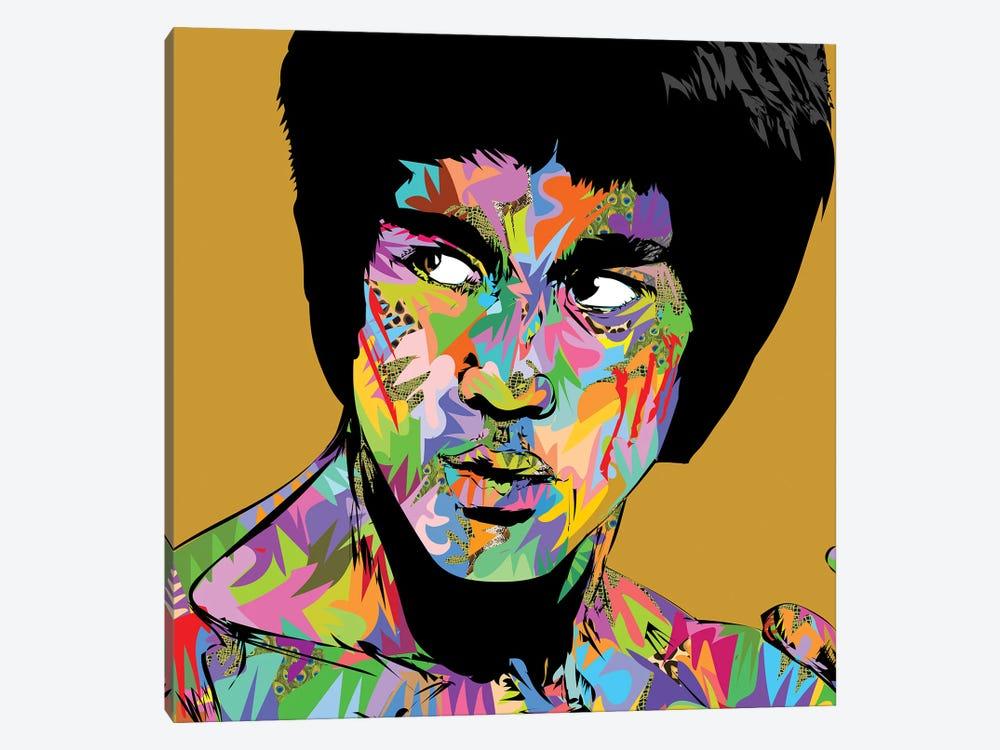 Bruce Lee 2020 by TECHNODROME1 1-piece Canvas Art