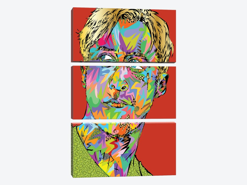 Gosling by TECHNODROME1 3-piece Canvas Art