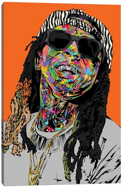Lil Wayne 2020 Canvas Art Print